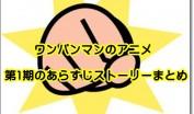 ワンパンマン アニメ 1期